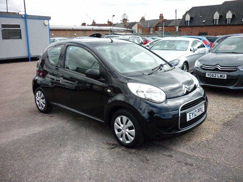 used Citroen C1 1.0 VTR 3Dr Low tax group in in-colchester