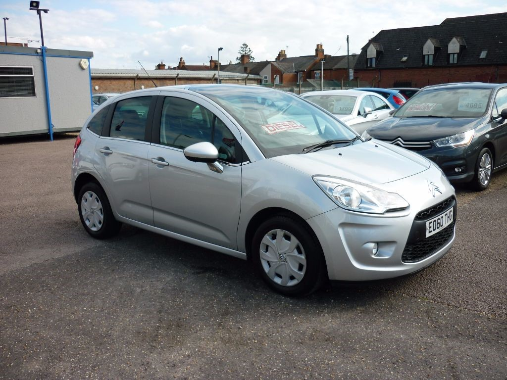 used Citroen C3 1.6 HDI Airdream Plus Zero road tax in in-colchester