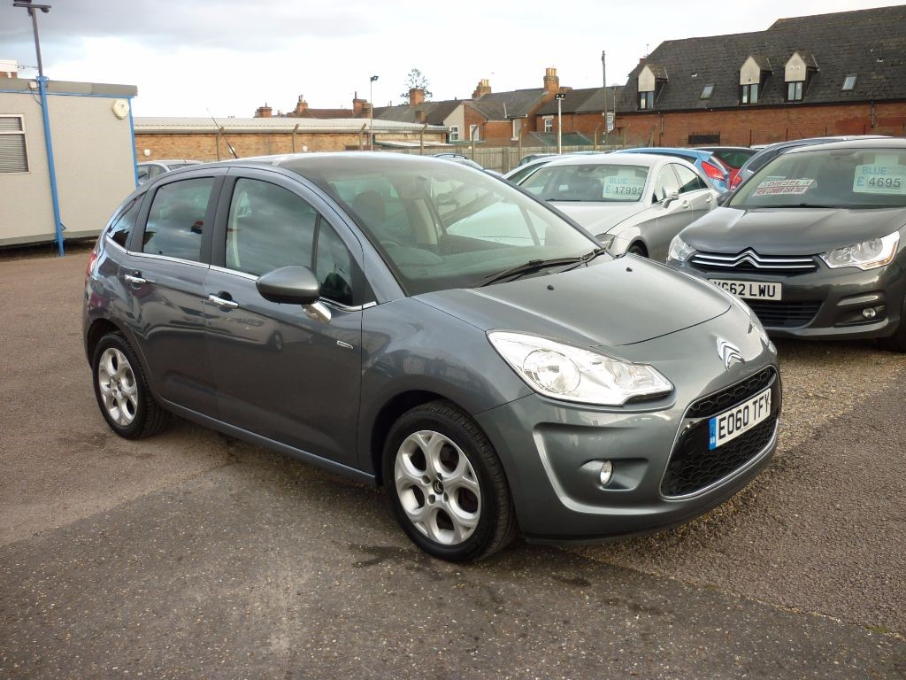 used Citroen C3 1.6 Exclusive Automatic in in-colchester