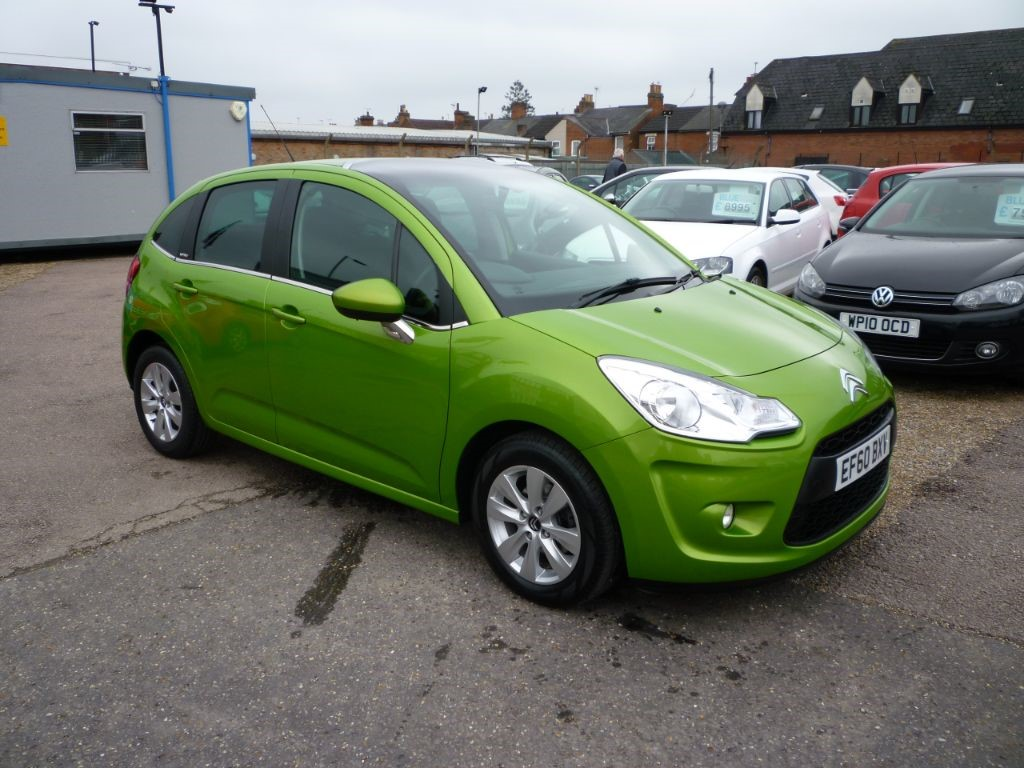 used Citroen C3 1.4 VTR PLUS in in-colchester-and-essex
