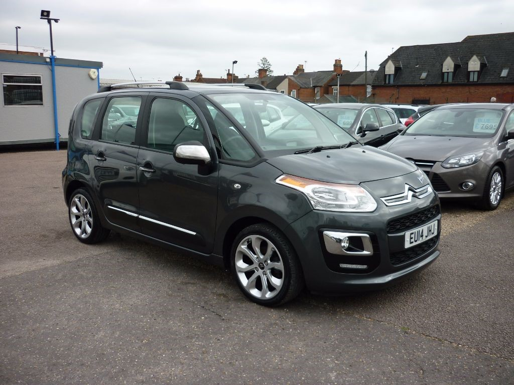 used Citroen C3 Picasso 1.6 HDI Selection 5Dr Alloys in in-colchester
