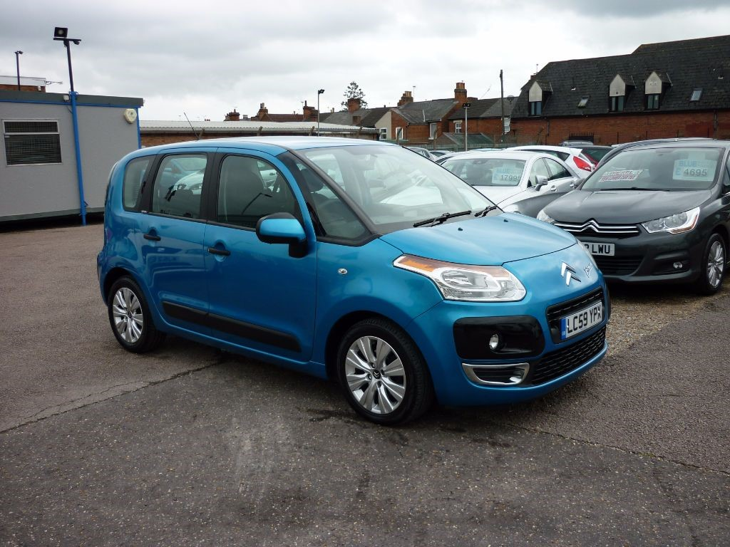 used Citroen C3 Picasso 1.6 VTR PLUS HDI in in-colchester