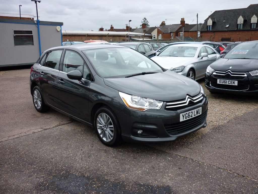 used Citroen C4 1.6 VTR PLUS HDI £20 Road Tax in in-colchester