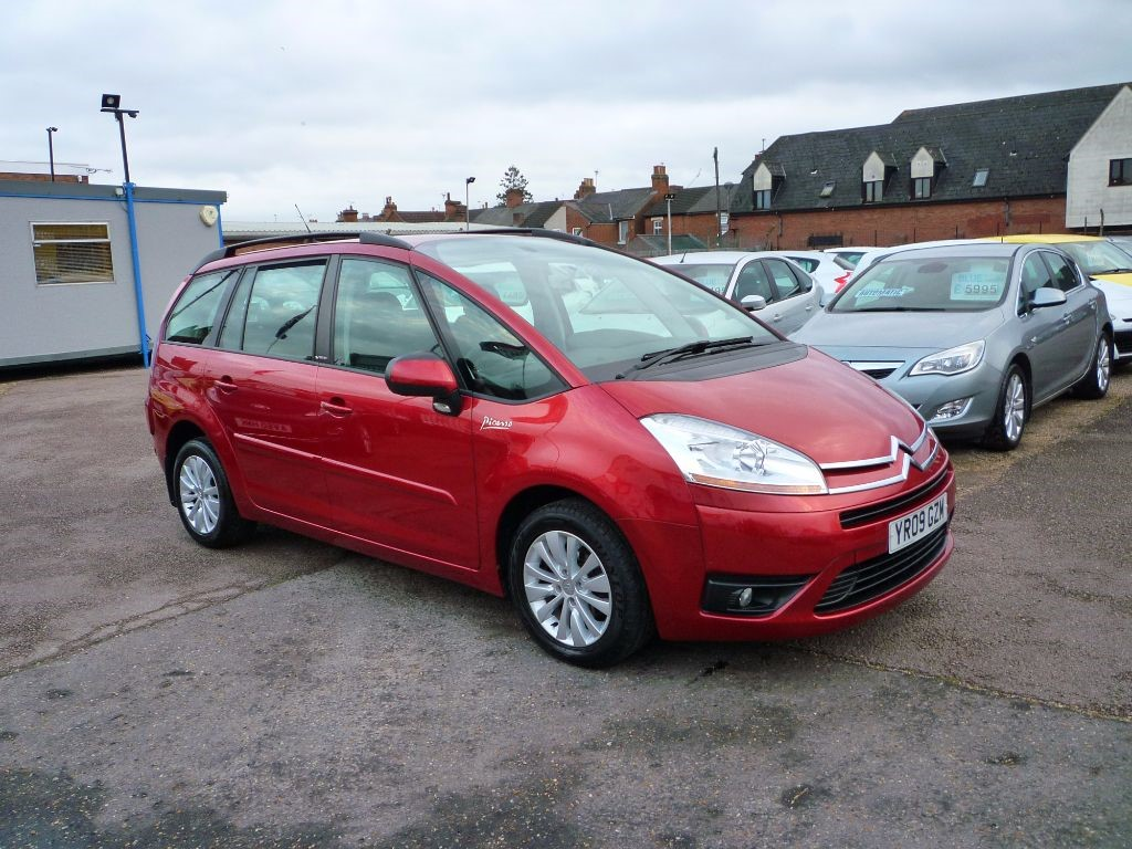 used Citroen C4 Picasso 1.6 Grand VTR PLUS HDI EGS in in-colchester-and-essex