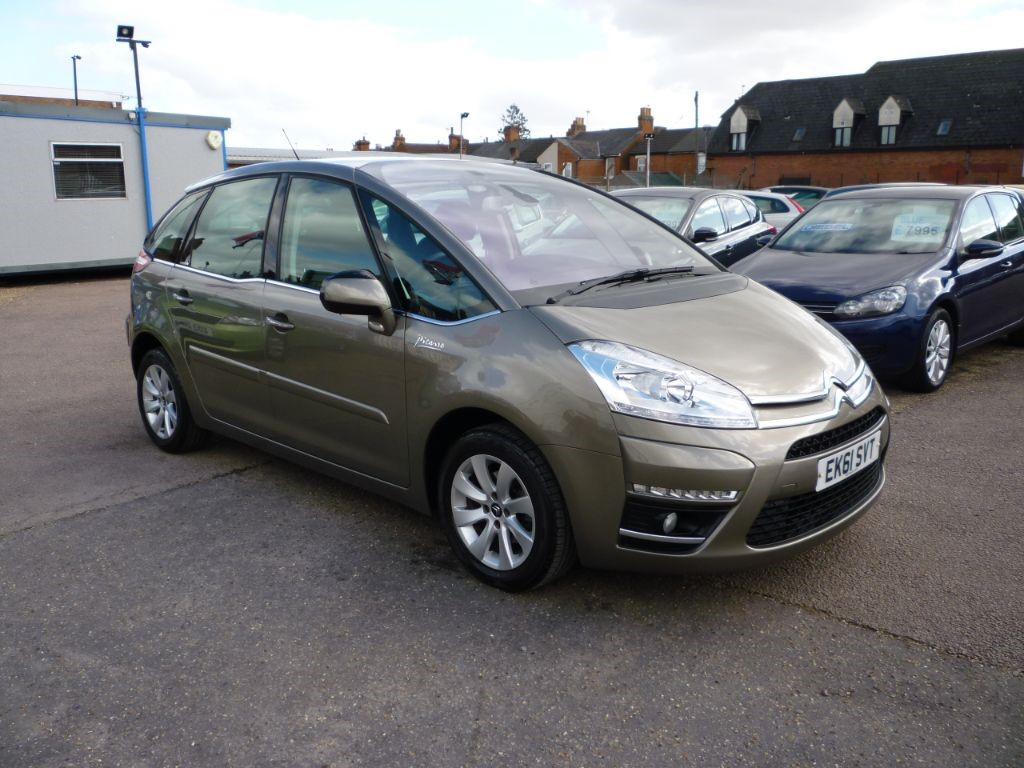 used Citroen C4 Picasso 1.6 Connexion EGS HDI in in-colchester-and-essex