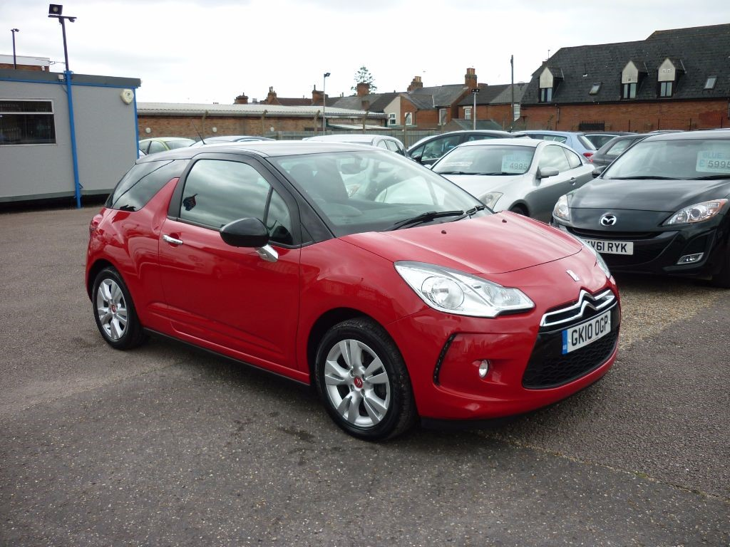 used Citroen DS3 1.6 Dstyle DS3 in in-colchester