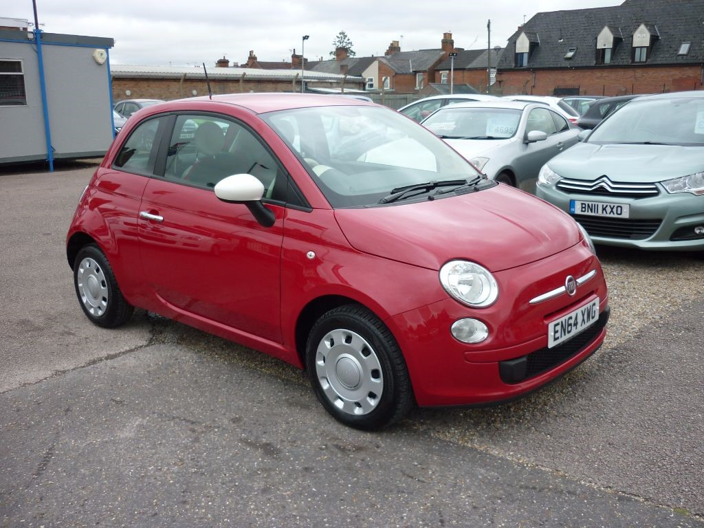 used Fiat 500 1.2 Pop £30 per year road tax in in-colchester