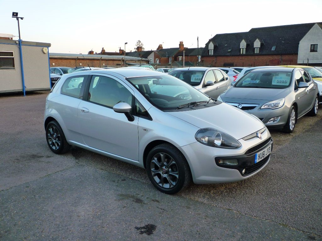 used Fiat Punto Evo 1.4 GP 3Dr in in-colchester-and-essex
