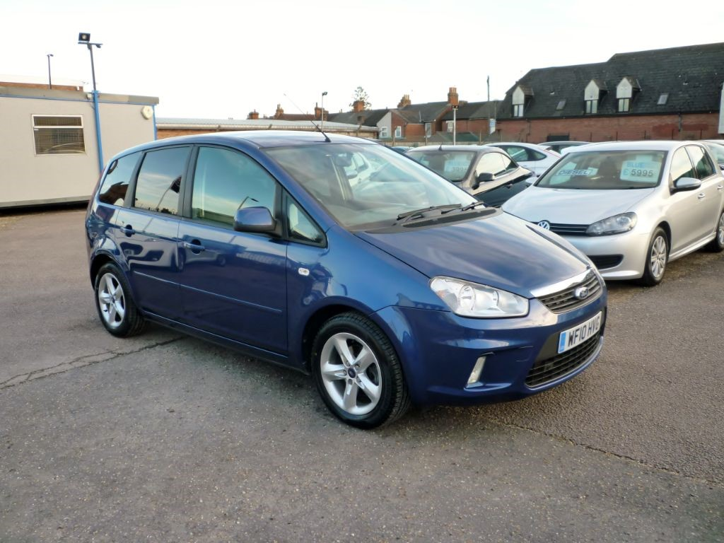 used Ford C-Max 1.6 Zetec 5Dr Alloys in in-colchester-and-essex