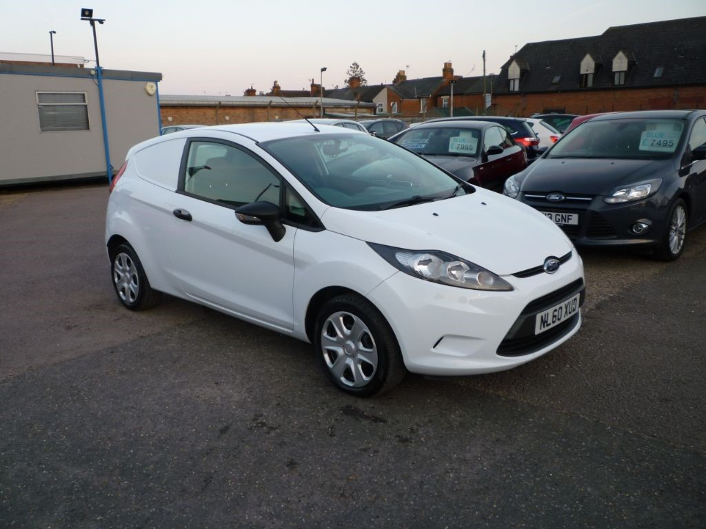 used Ford Fiesta TDCI Van No VAT in in-colchester-and-essex