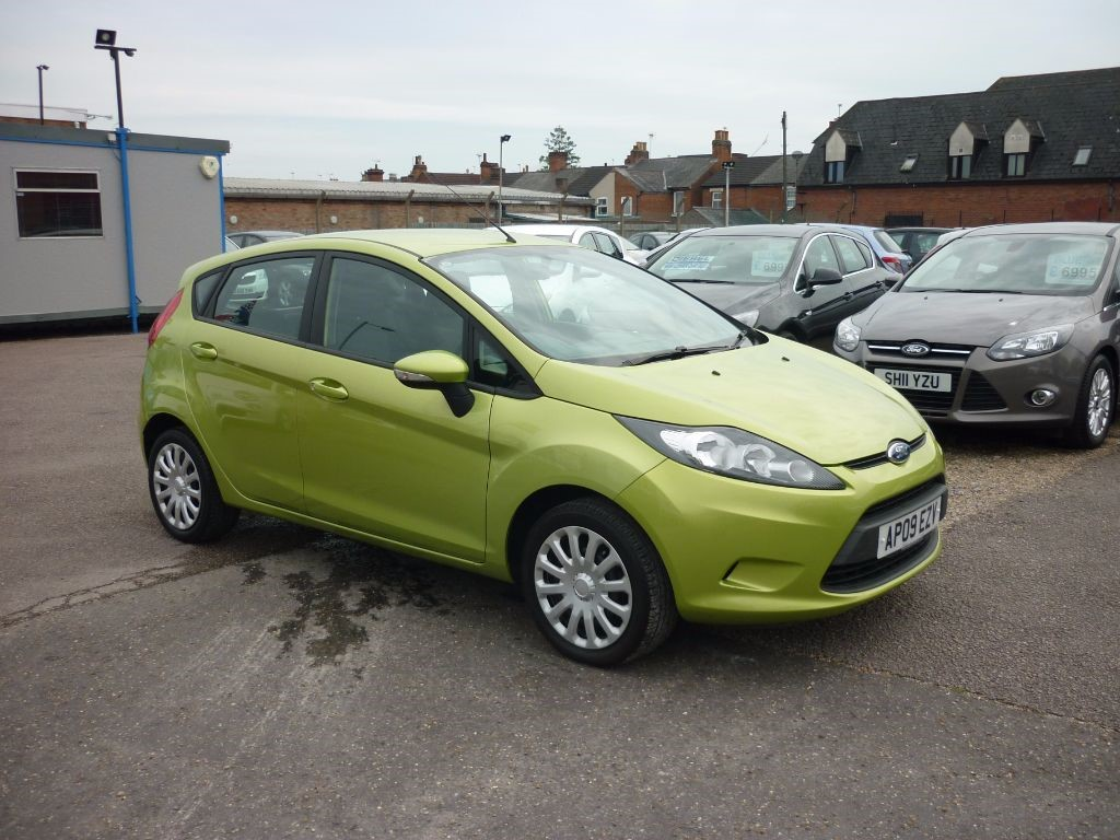 used Ford Fiesta 1.2 Style Plus 5Dr in in-colchester