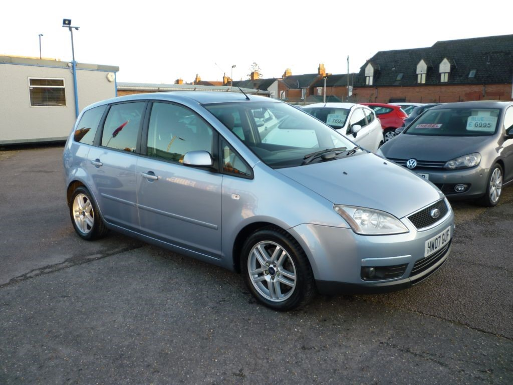 used Ford Focus C-Max 1.8 Zetec TDCI 5Dr Alloys in in-colchester-and-essex