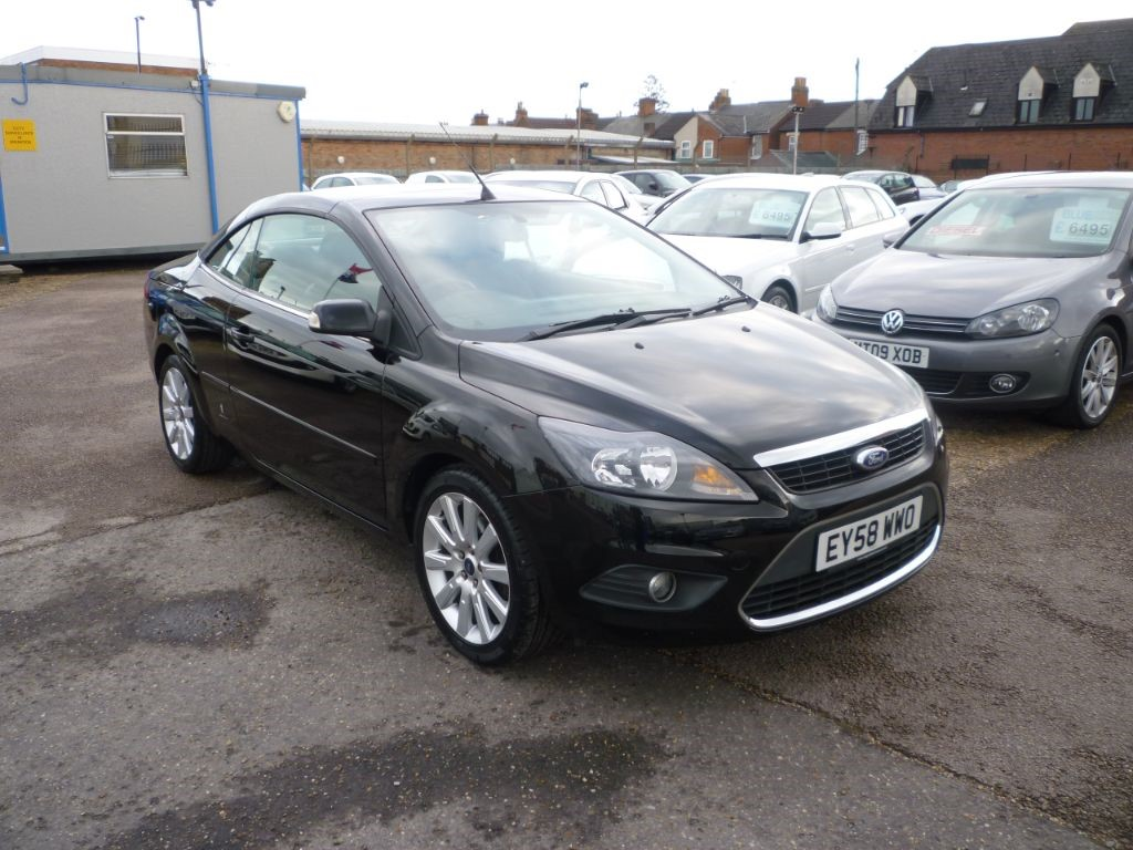 used Ford Focus CC 2.0 Focus 2 Convertible in in-colchester-and-essex