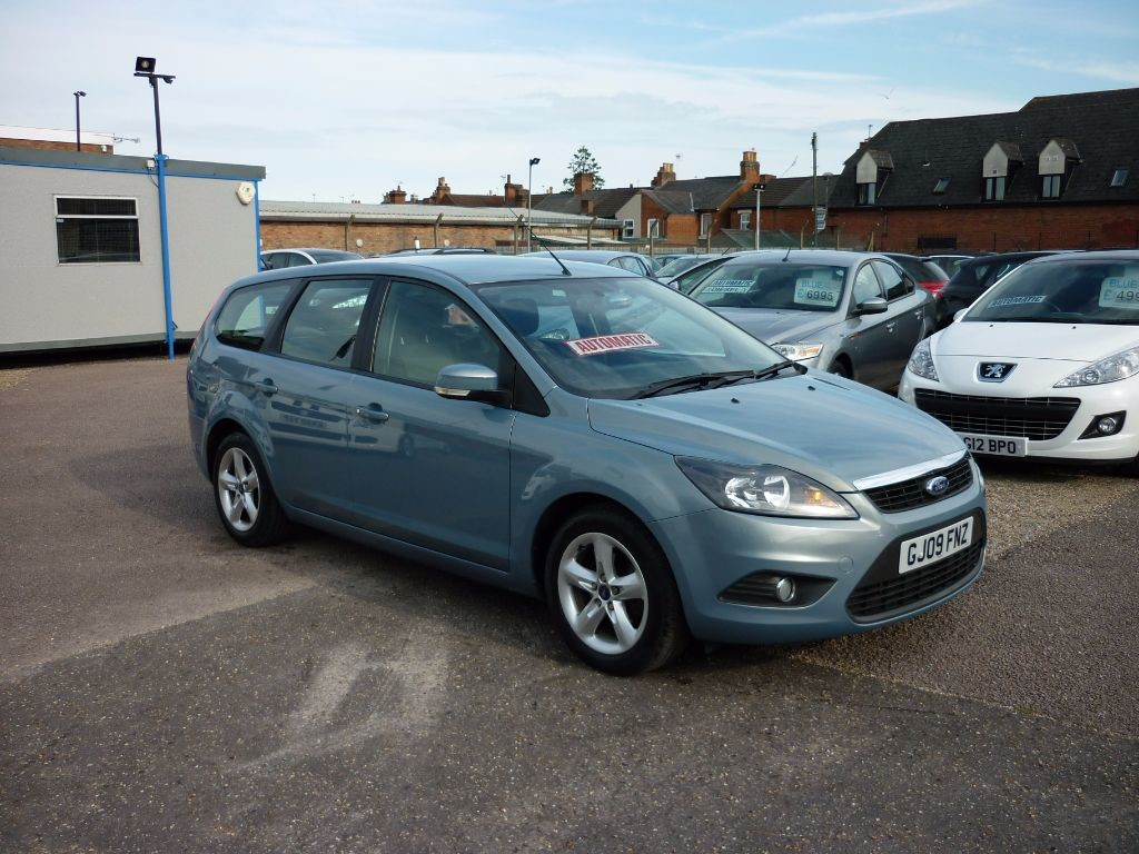 used Ford Focus 1.6 Automatic Estate in in-colchester