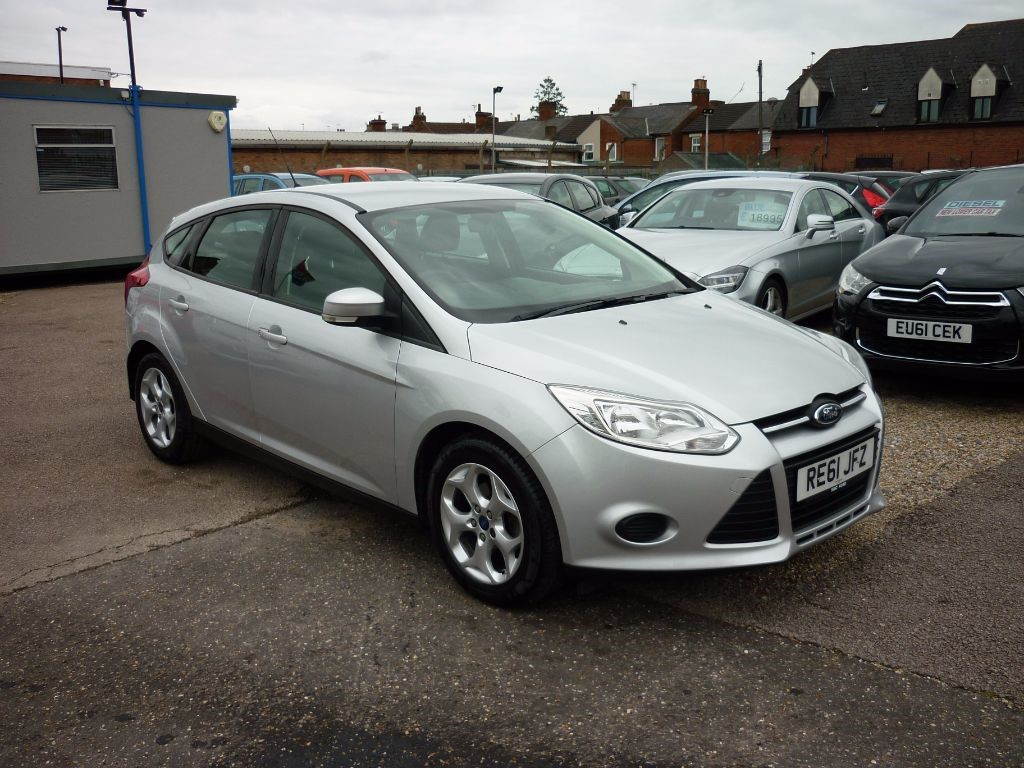 used Ford Focus 1.6 Edge Alloys Blue Tooth in in-colchester-and-essex