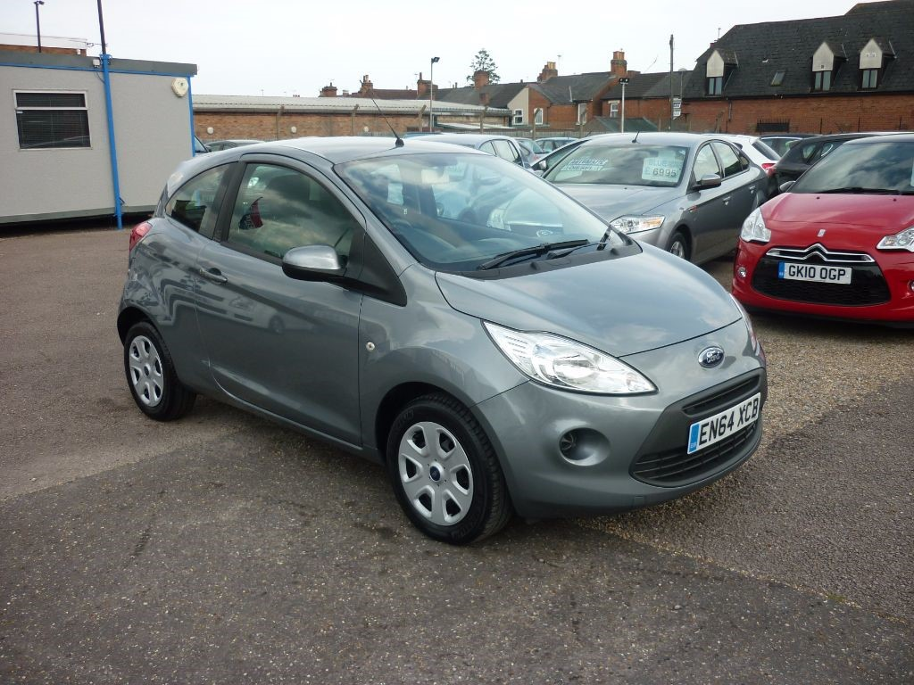 used Ford KA 1.2 Edge in in-colchester