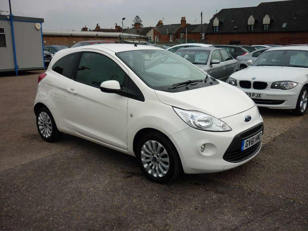 used Ford KA 1.2 Zetec 5Dr Alloys in in-colchester-and-essex