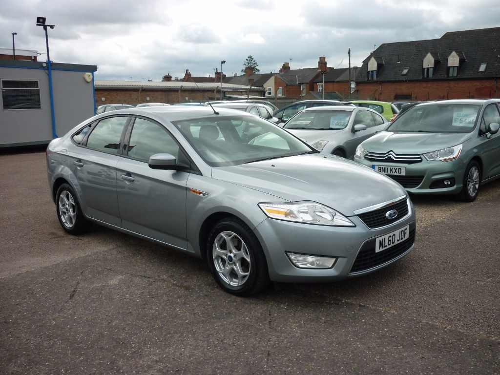 used Ford Mondeo 2.0 Zetec TDCI Automatic in in-colchester-and-essex
