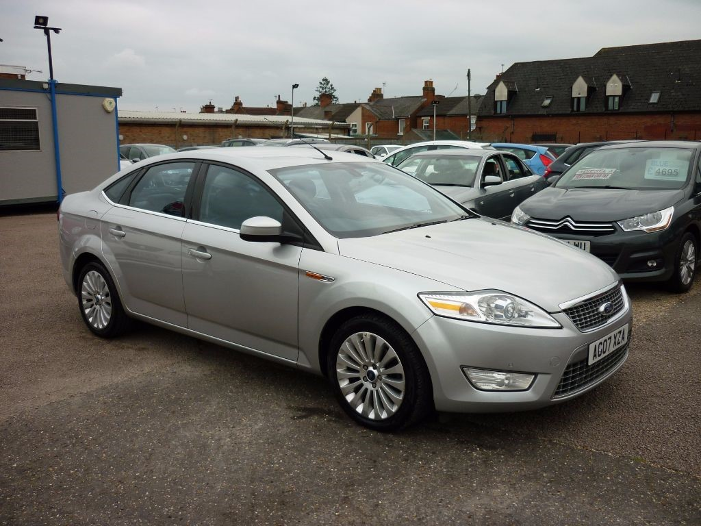 used Ford Mondeo 2.0 Titanium X TDCI in in-colchester