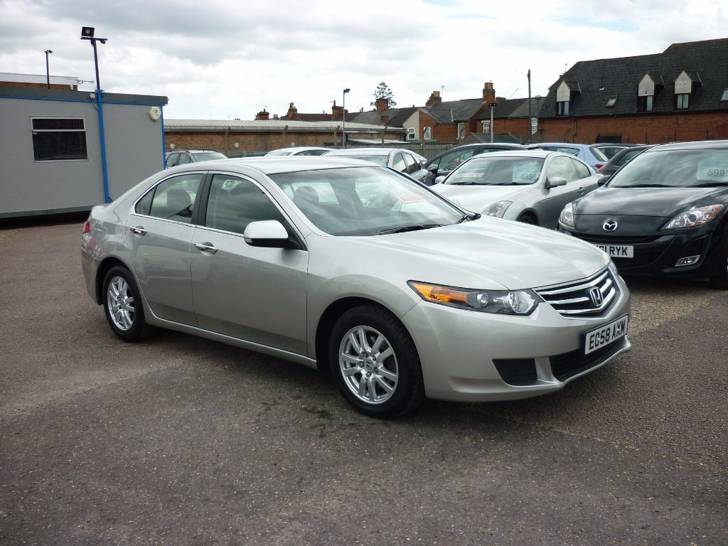 used Honda Accord 2.0 I-VTEC ES in in-colchester