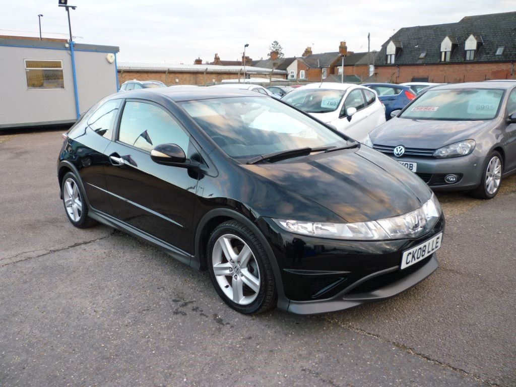 used Honda Civic 1.8 I-VTEC TYPE-S I-Shift Low mileage in in-colchester-and-essex