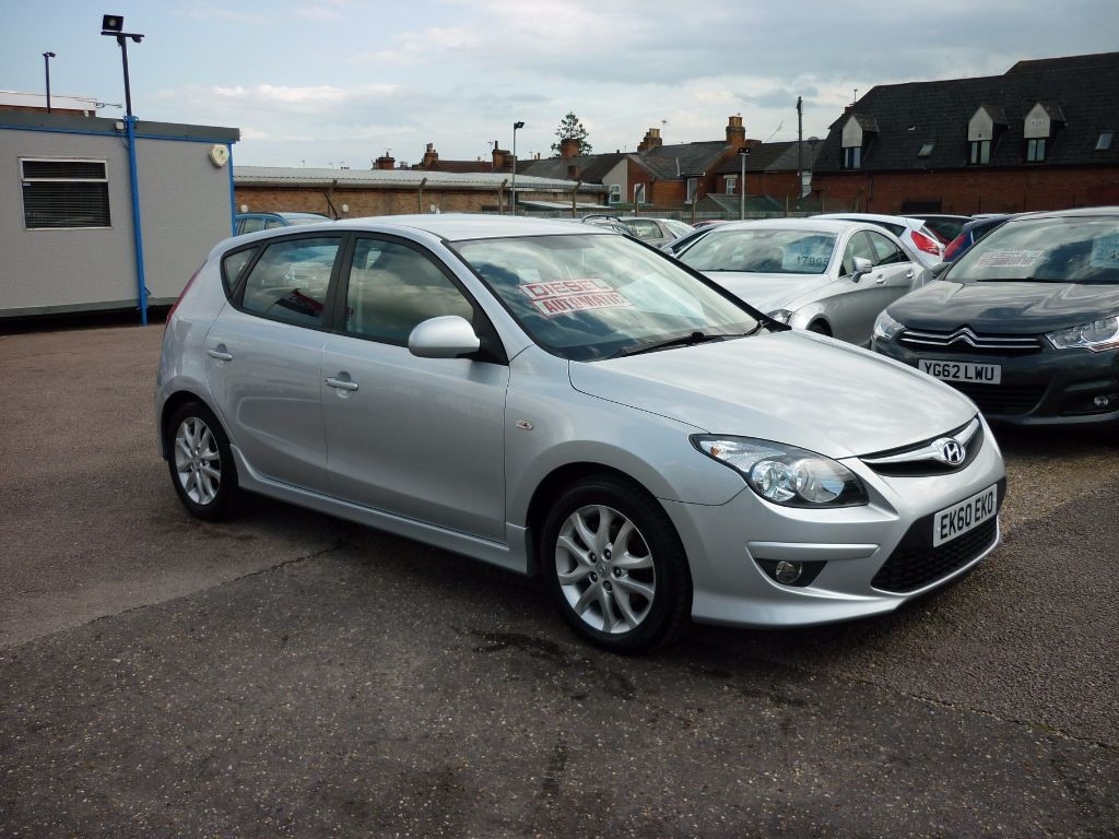 used Hyundai i30 1.6 Comfort CRDI Automatic in in-colchester