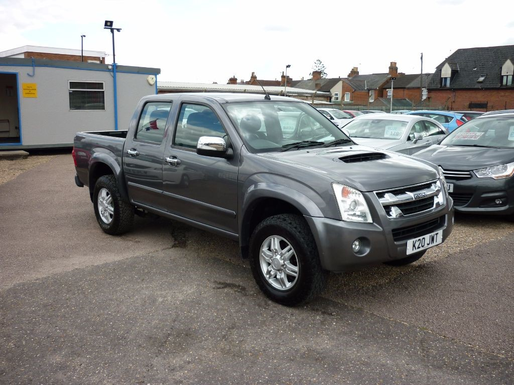 used Isuzu Rodeo 2.5 TD Rodeo Denver Double Cab in in-colchester