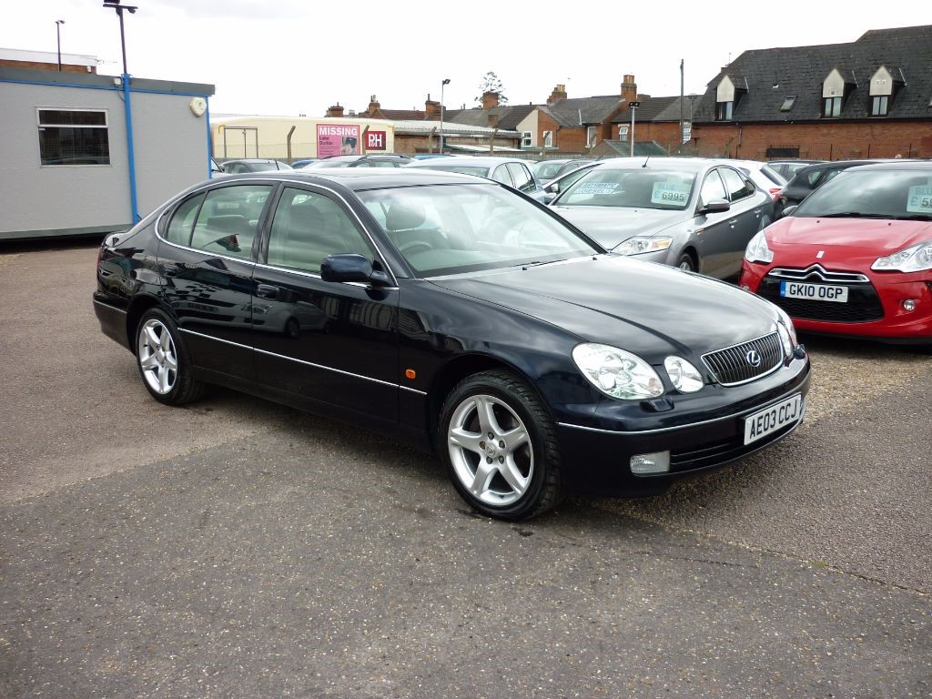 used Lexus GS 300 3.0 SE Low mileage in in-colchester