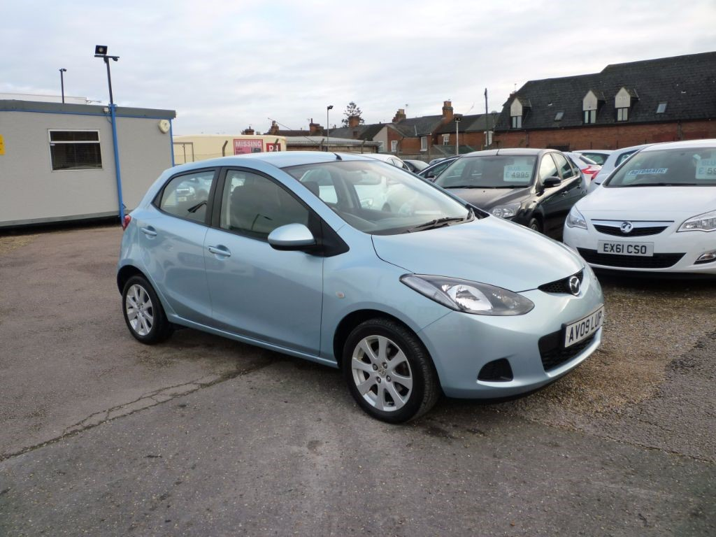 used Mazda Mazda2 1.4 TS2 5Dr Low mileage Diesel in in-colchester-and-essex