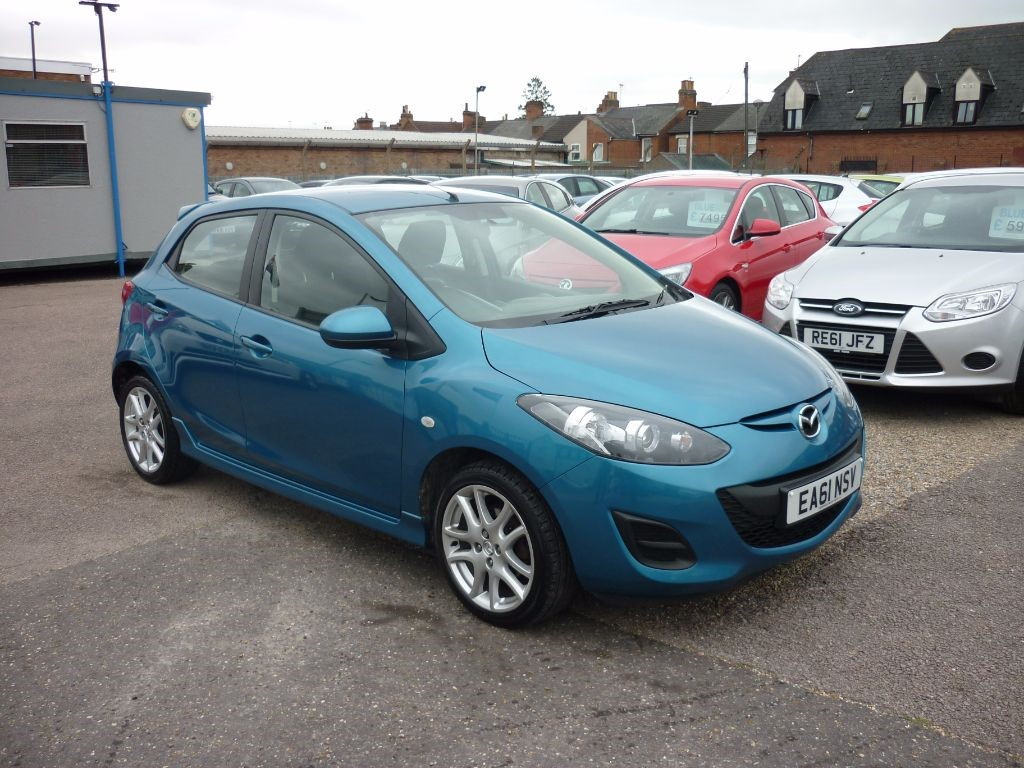 used Mazda Mazda2 1.3 2 Tamura 5Dr in in-colchester-and-essex