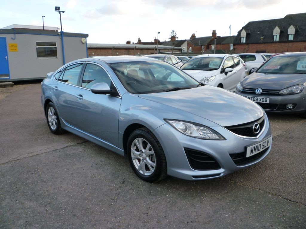 used Mazda Mazda6 1.8 6 TS 5Dr  in in-colchester-and-essex