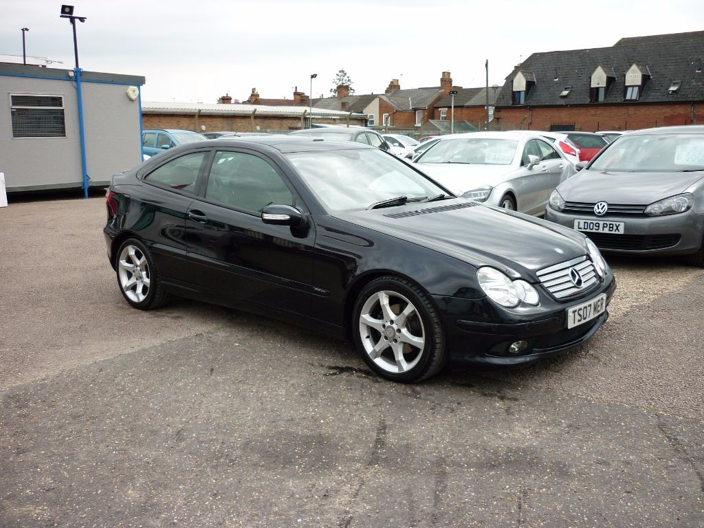 used Mercedes C180 1.8 Kompressor Sport Edition in in-colchester