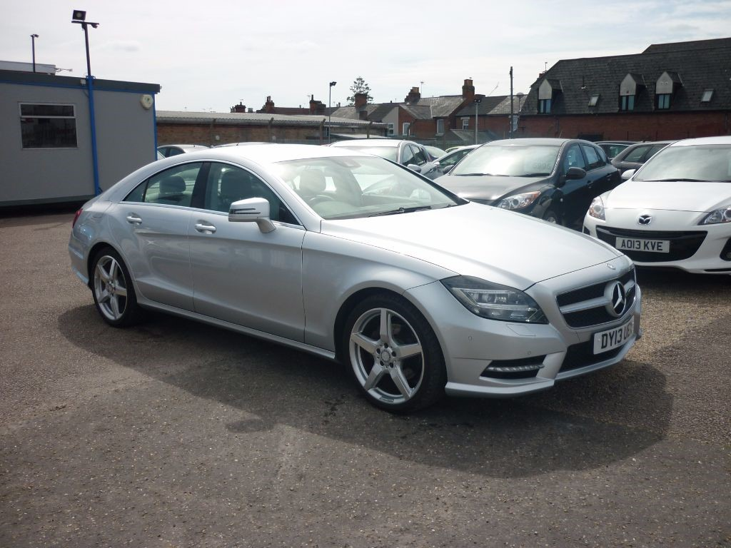 used Mercedes CLS 2.1 CLS 250 CDI  AMG SPORT in in-colchester