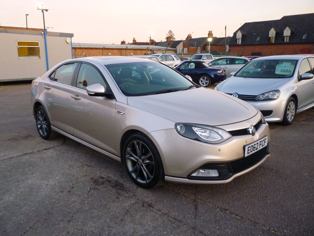 used MG 6 1.8 Magnette in in-colchester-and-essex