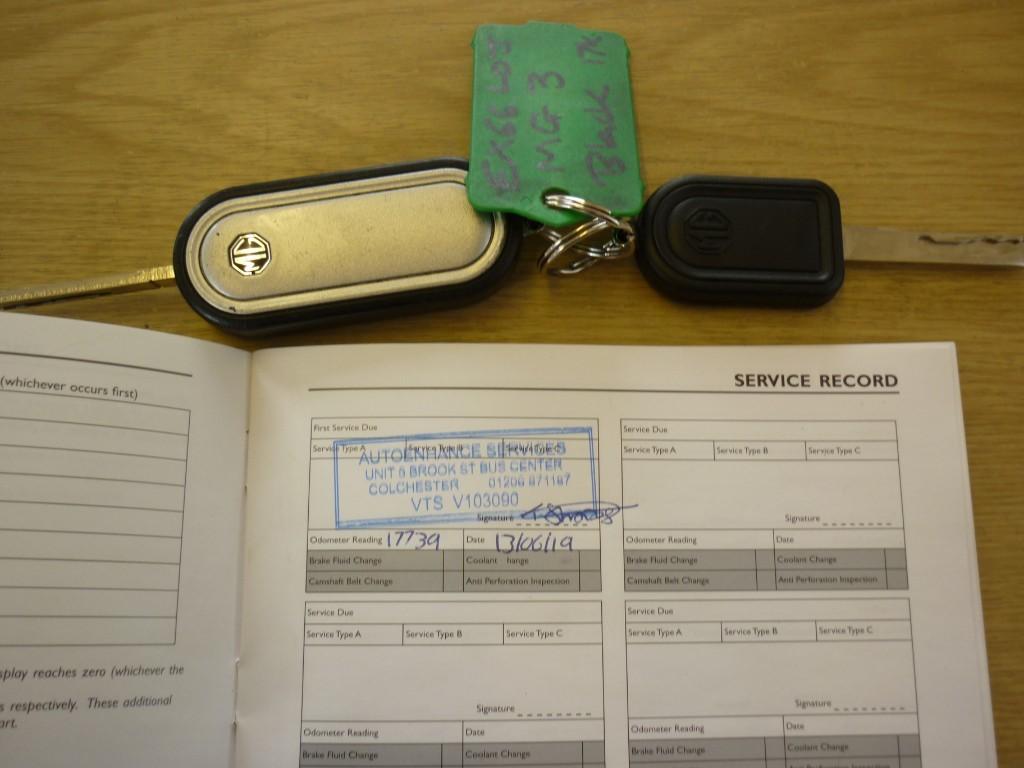 MG MG3 | GM Car Sales | Essex