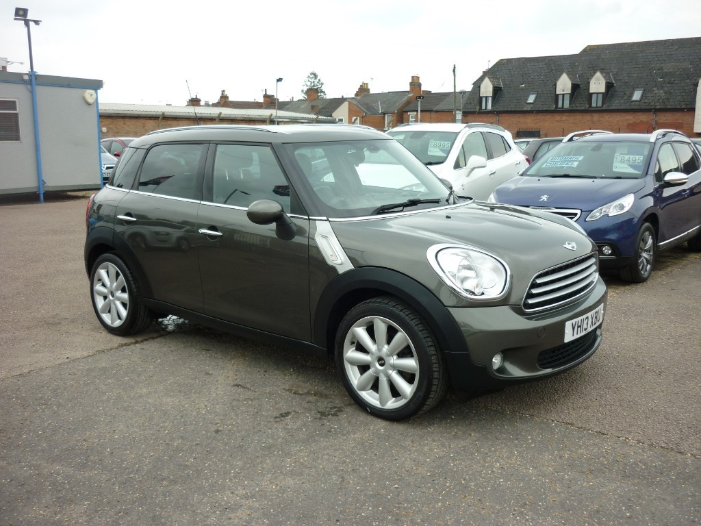 Mini Countryman Gm Car Sales Essex