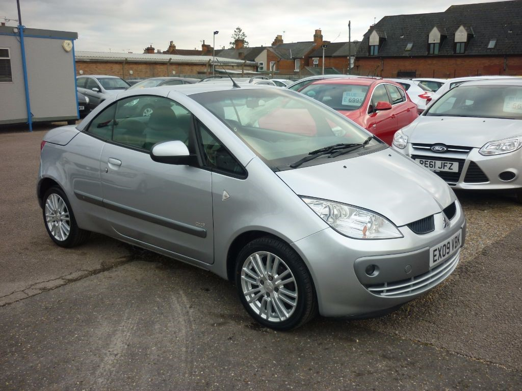 used Mitsubishi Colt 1.5 CZC 2 Hard top convertible in in-colchester-and-essex