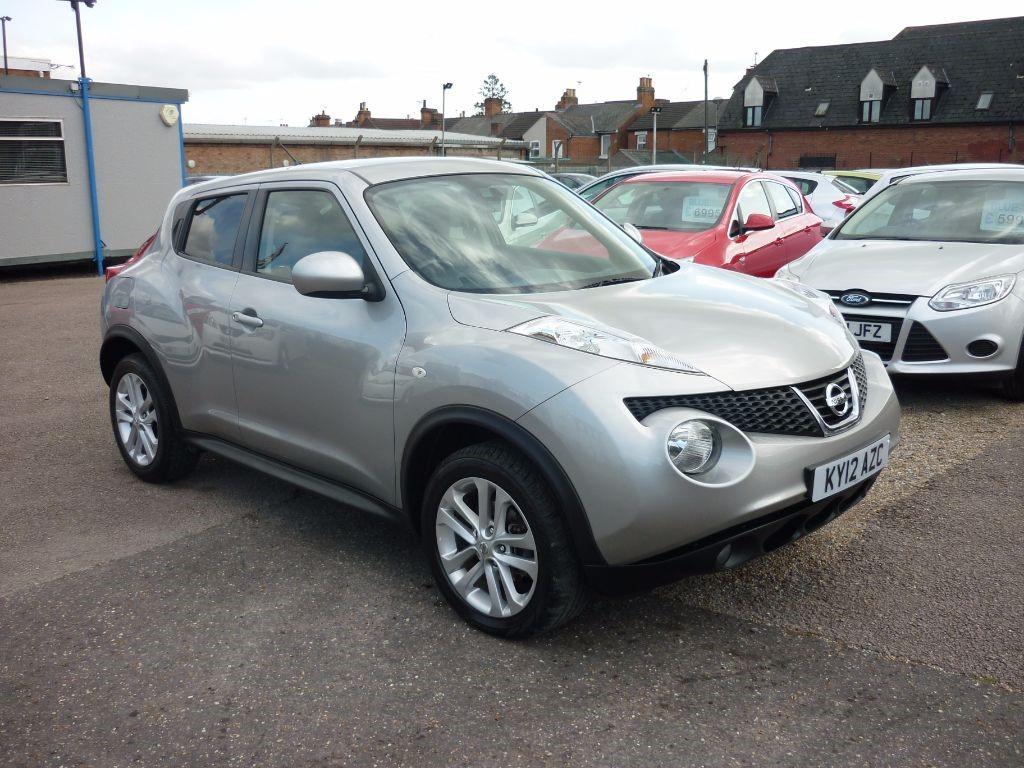 used Nissan Juke 1.6 Acenta Premium in in-colchester