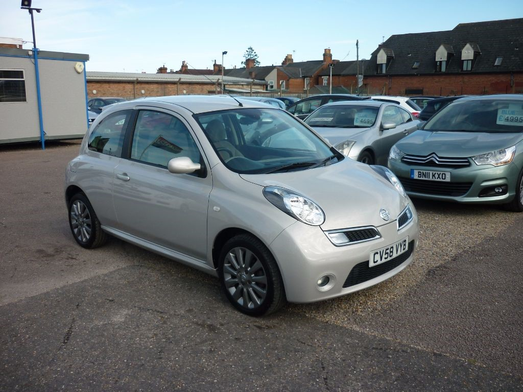 used Nissan Micra 1.4 Active Luxury Automatic in in-colchester