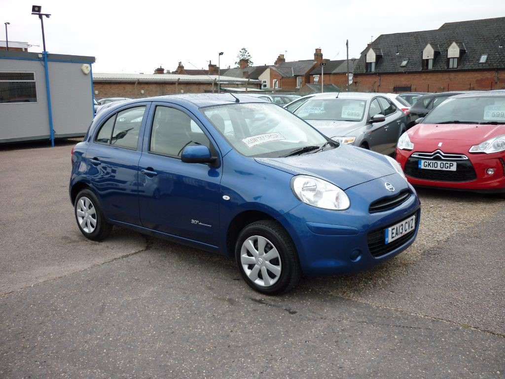 used Nissan Micra 1.2  Visia 30 Edition 5Dr in in-colchester