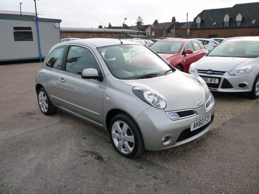 used Nissan Micra 1.2 N-TEC 3Dr Alloys in in-colchester-and-essex