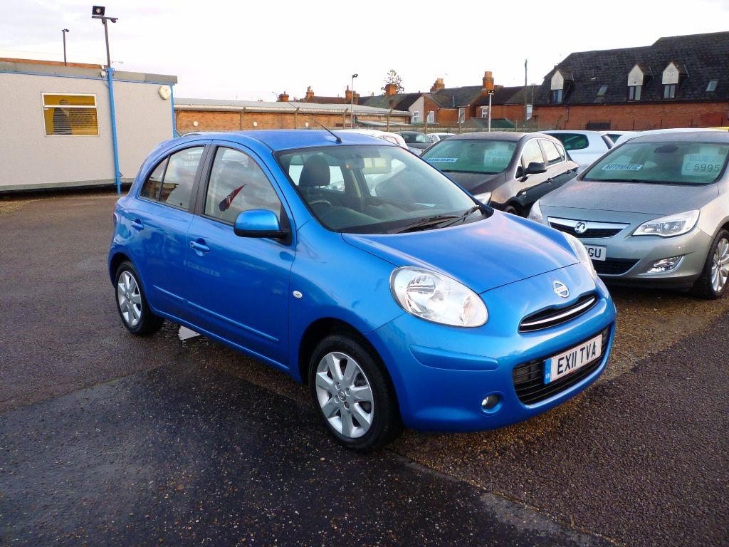used Nissan Micra 1.2 Acenta  5Dr Automatic in in-colchester-and-essex