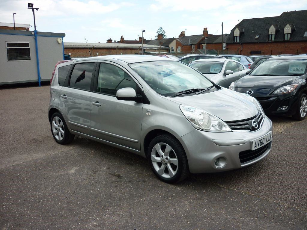 used Nissan Note 1.4 N-Tec 5Dr in in-colchester
