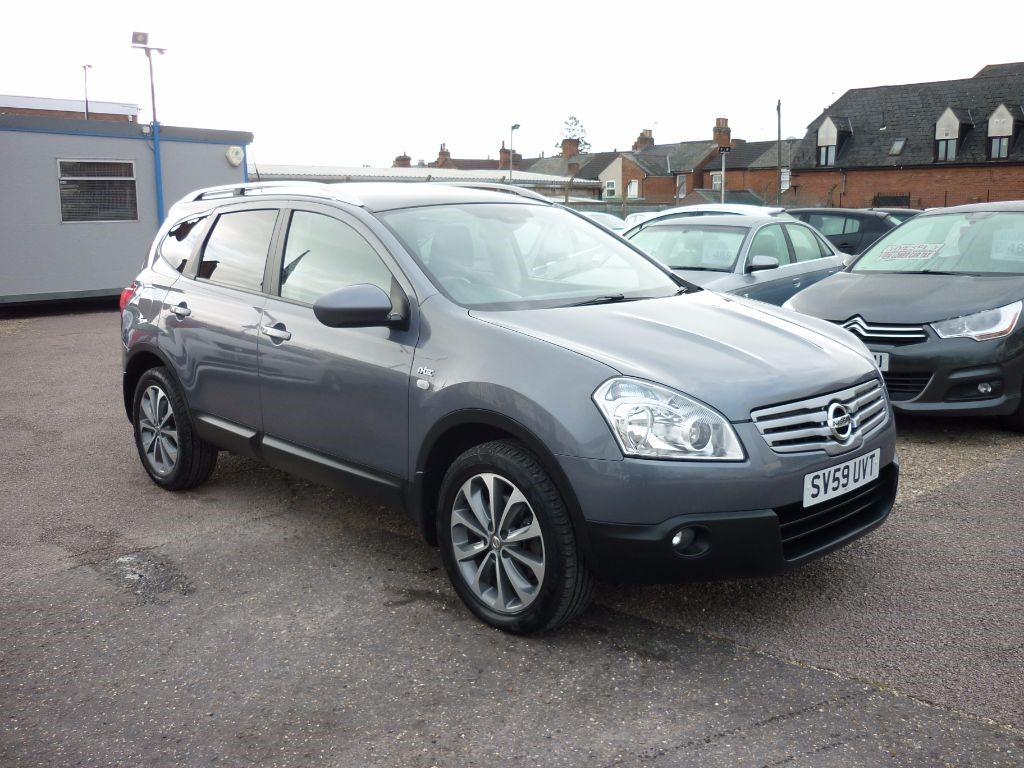 used Nissan Qashqai 2.0 N-Tec Plus 2 4x4 7 Seats in in-colchester