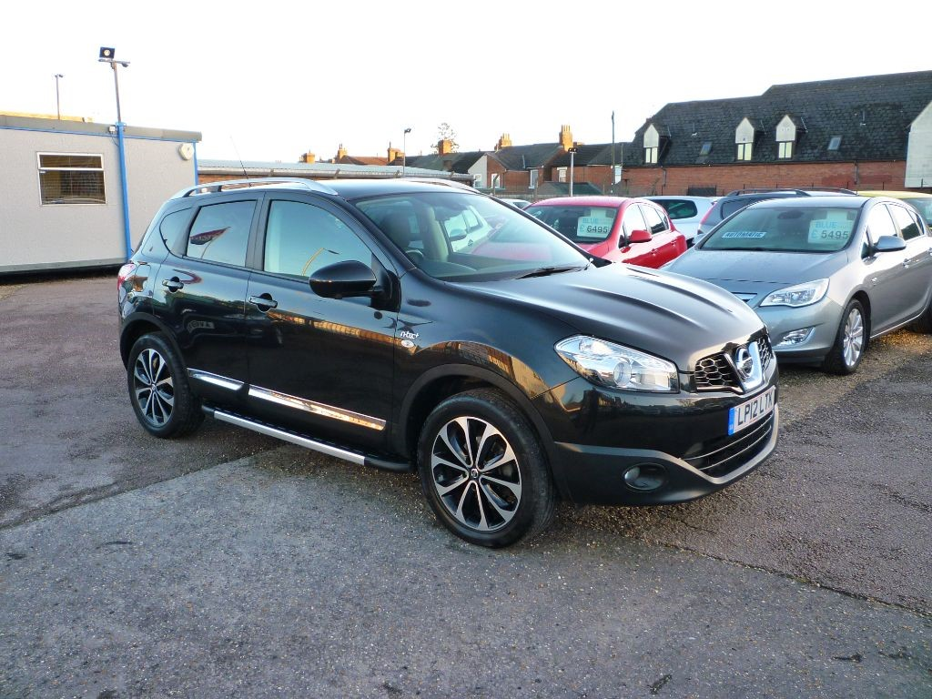 used Nissan Qashqai 1.6 N-Tec Plus Panoramic roof in in-colchester-and-essex