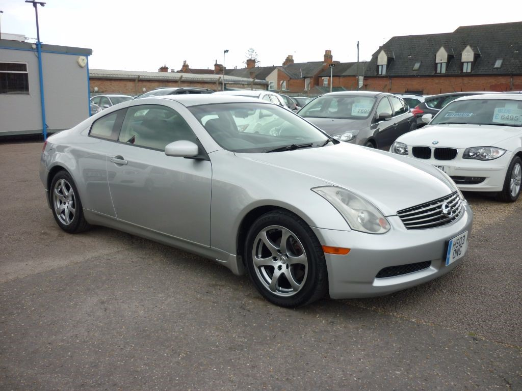 used Nissan Skyline 3.5 V6 GT - IMPORT 3.5 V6 2003 in in-colchester