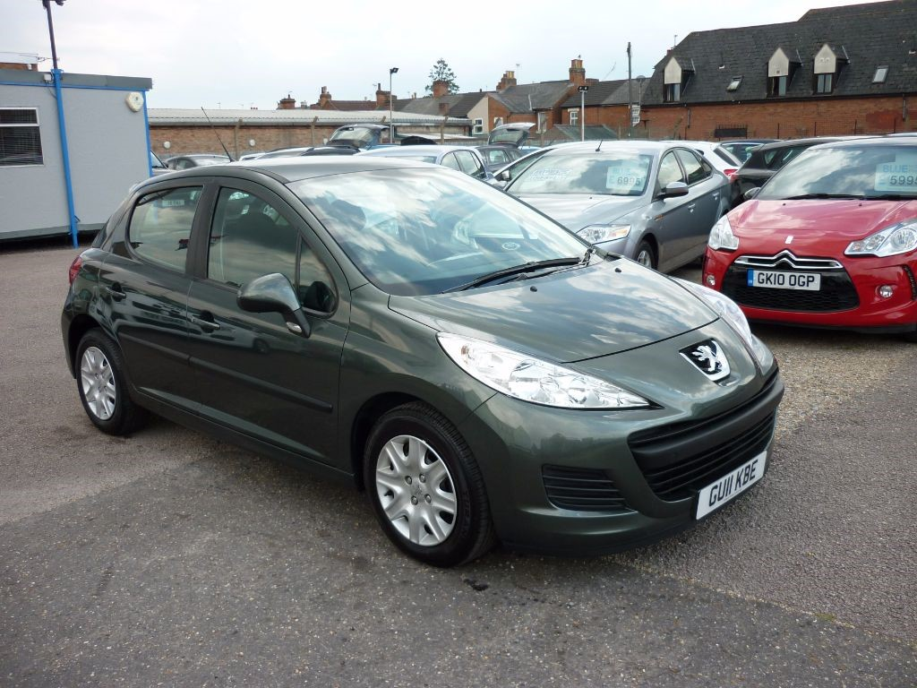 used Peugeot 207 1.4 S 5Dr  in in-colchester
