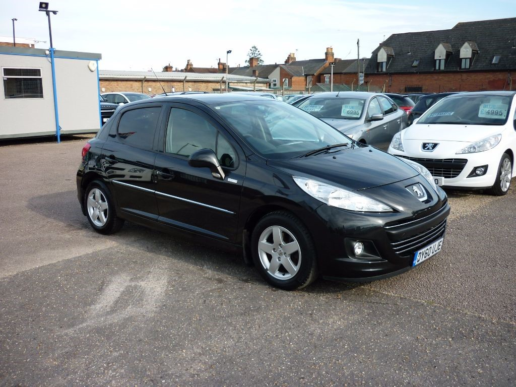 used Peugeot 207 1.4 Millesium 5Dr Alloys in in-colchester
