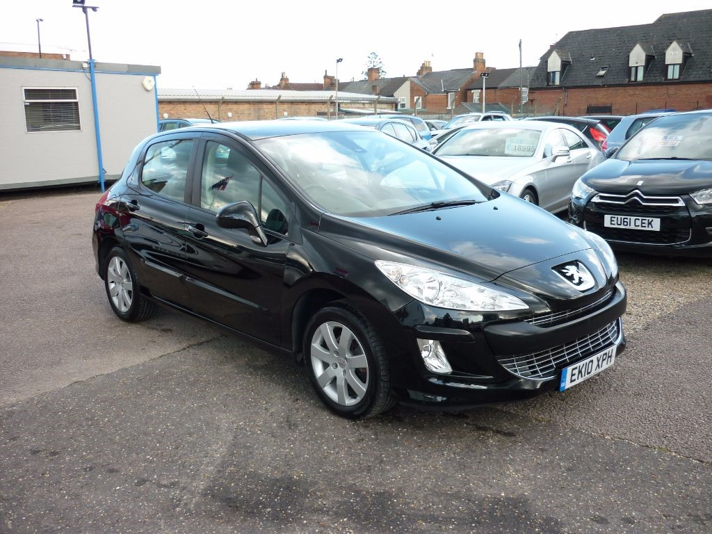 used Peugeot 308 1.6 Sport  HDI in in-colchester