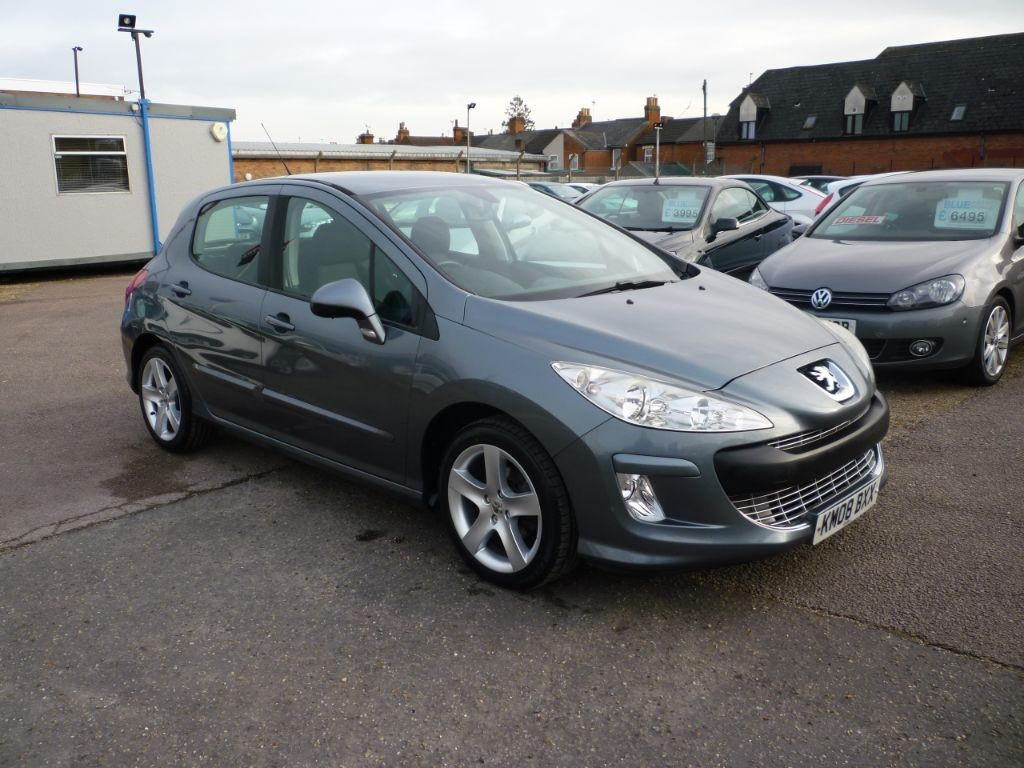 used Peugeot 308 1.6 Sport 5Dr Alloys in in-colchester-and-essex